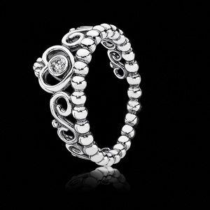 Pandora My Princess Ring size 6